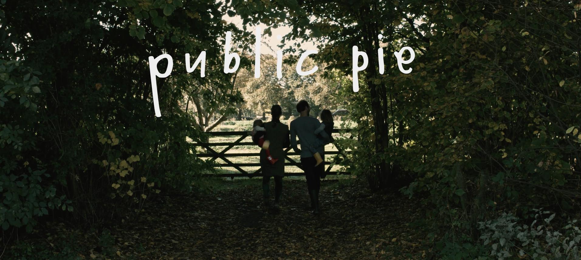 Profiles: Public Pie – Verse taartjes en warme billen