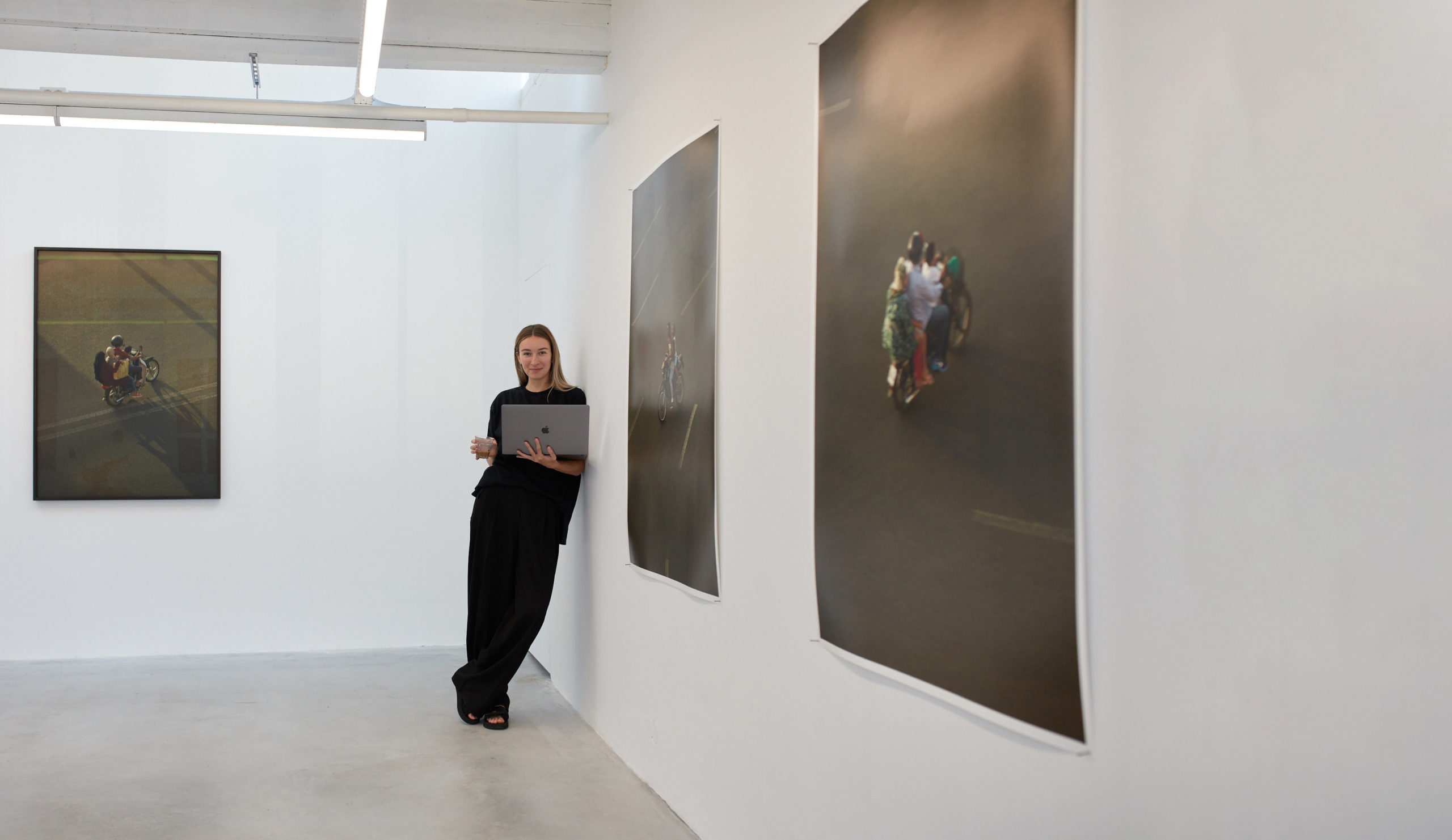 """Marieke van Elsäcker -""""Success to me, is creating from the heart."""""""