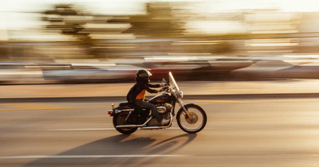 Your motorcycle as a business asset