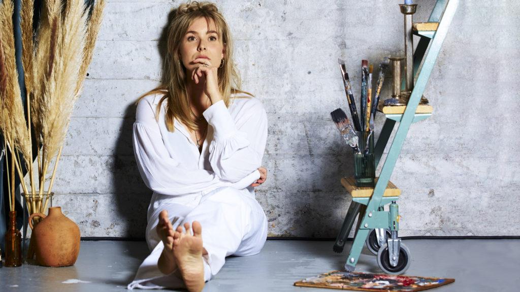 """""""Uiteindelijk hoop ik van mijn kunst te kunnen leven"""" – Linsey Ladru"""